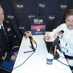 U.S. Army Reserve Social Media Chief Lieutenant Colonel Gerald Ostlund