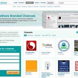 slideshare-channels