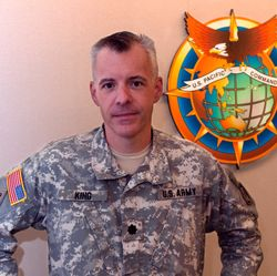 US Army LTC Daniel King, US Pacific Command (PACOM) [CC] http://www.ontherecordpodcast.com