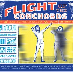 http://flightoftheconchords.co.nz/