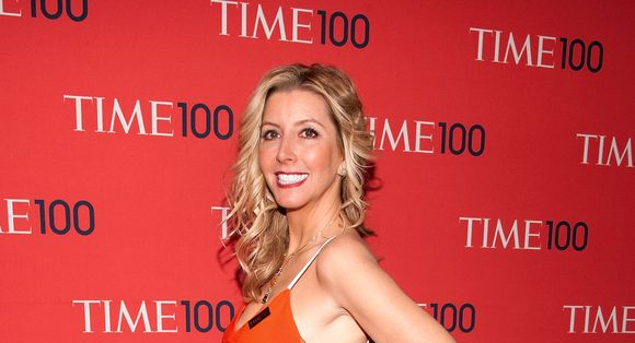 Sara Blakely at the 2013 Time 100 Gala