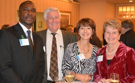 UHCL Holiday Reception