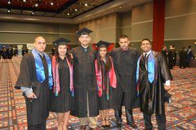 fall 2015 UHCL BUS graduates