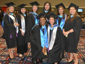 Fall 2015 UHCL commencement SOE