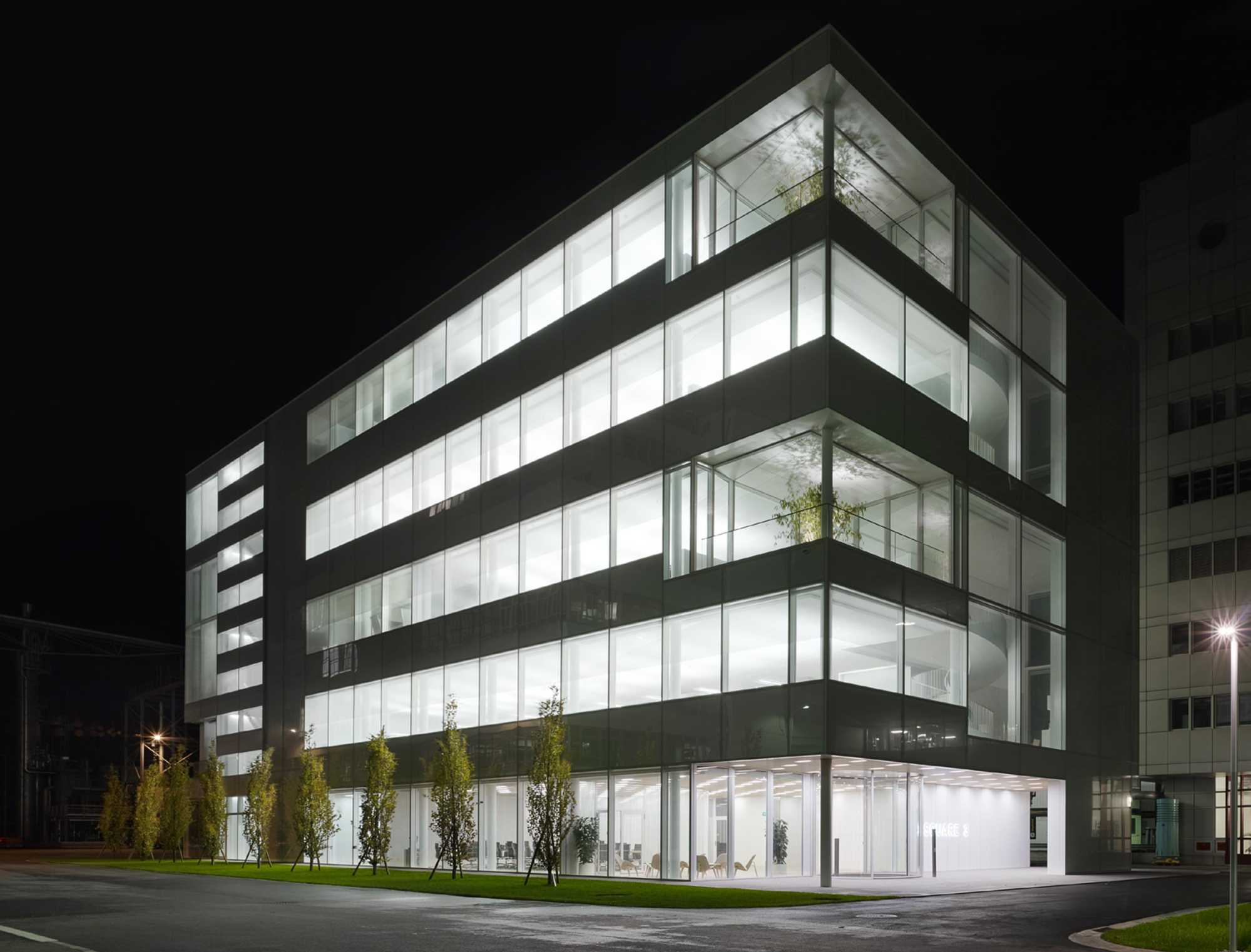 Maki Office Building & Taking Care of Business: New German Office Building Uses GE ... azcodes.com
