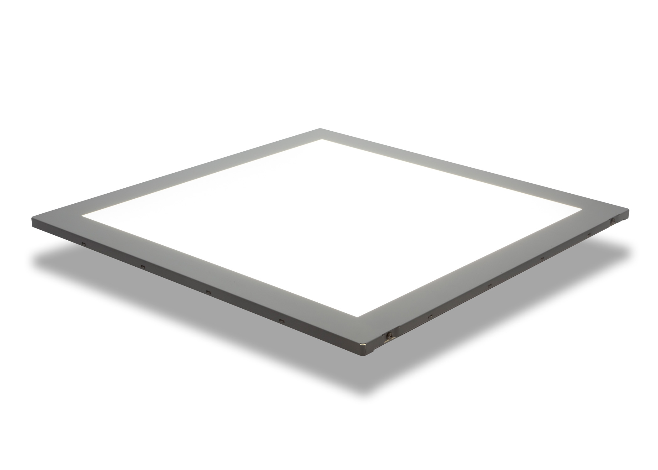 New ge lumination led luminaires stop boring ceilings for Luminarias de exterior led