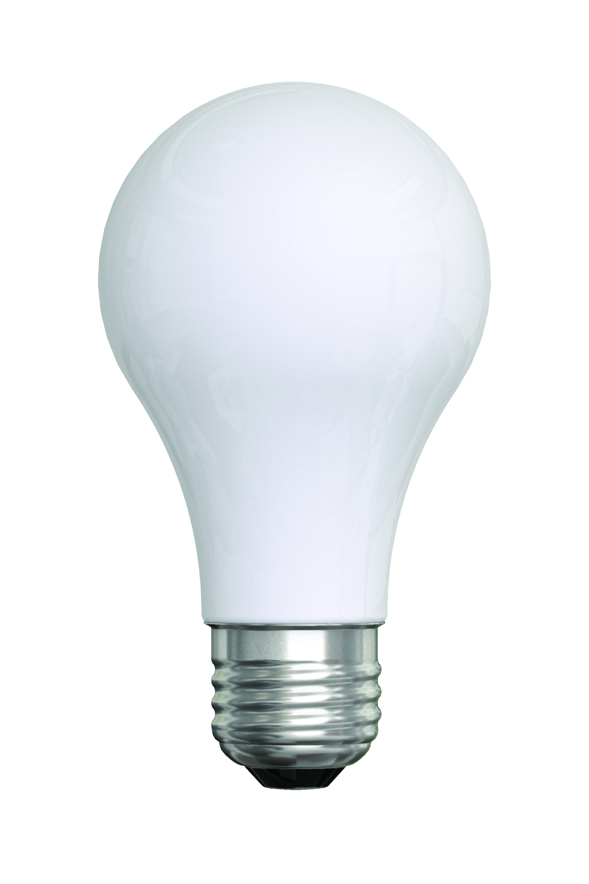 Ge s energy efficient soft white halogen light bulb offers big savings ge lighting north A light bulb