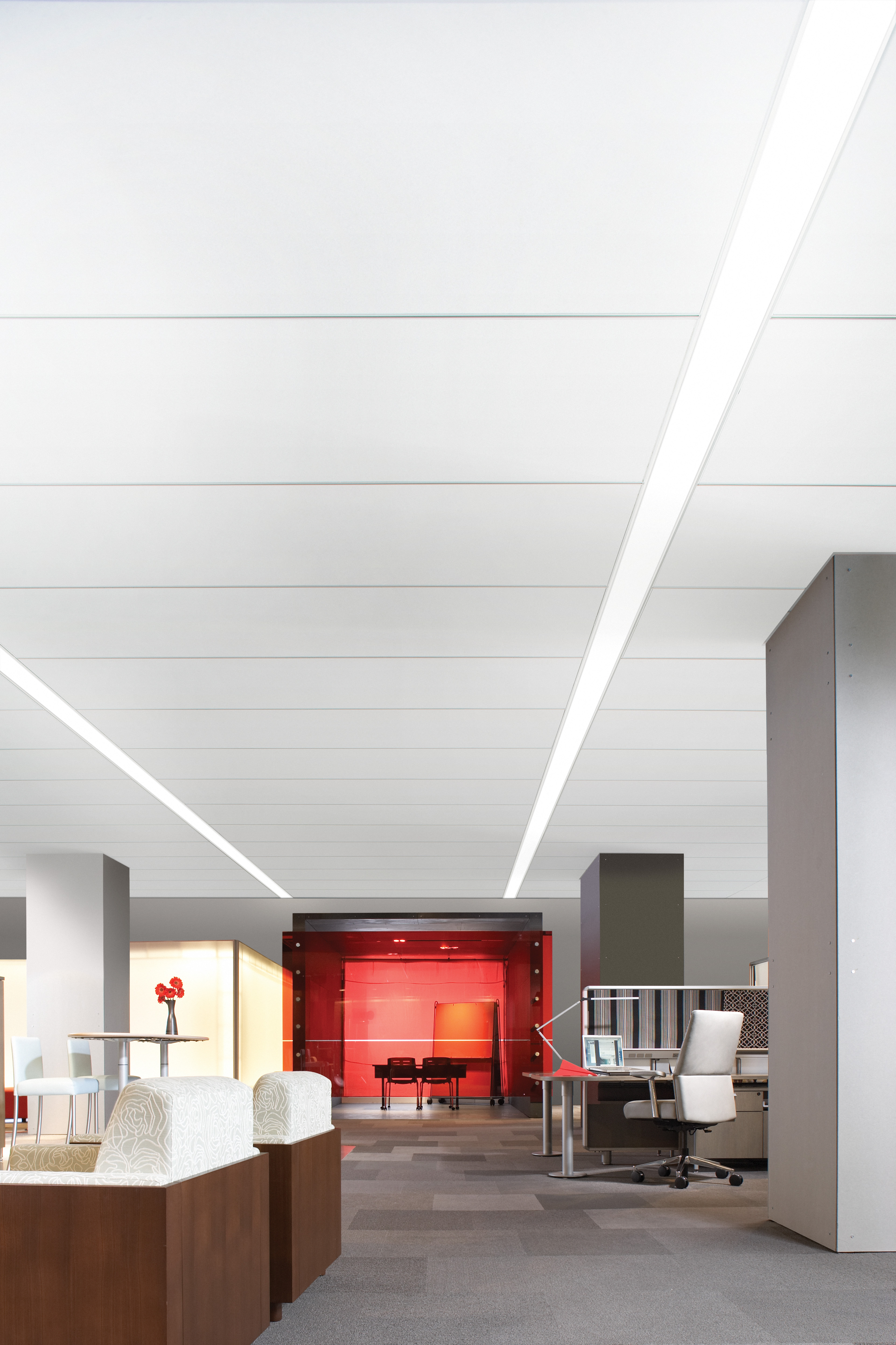 GE Lighting and USG Collaborate to Create an Integrated Ceiling ...