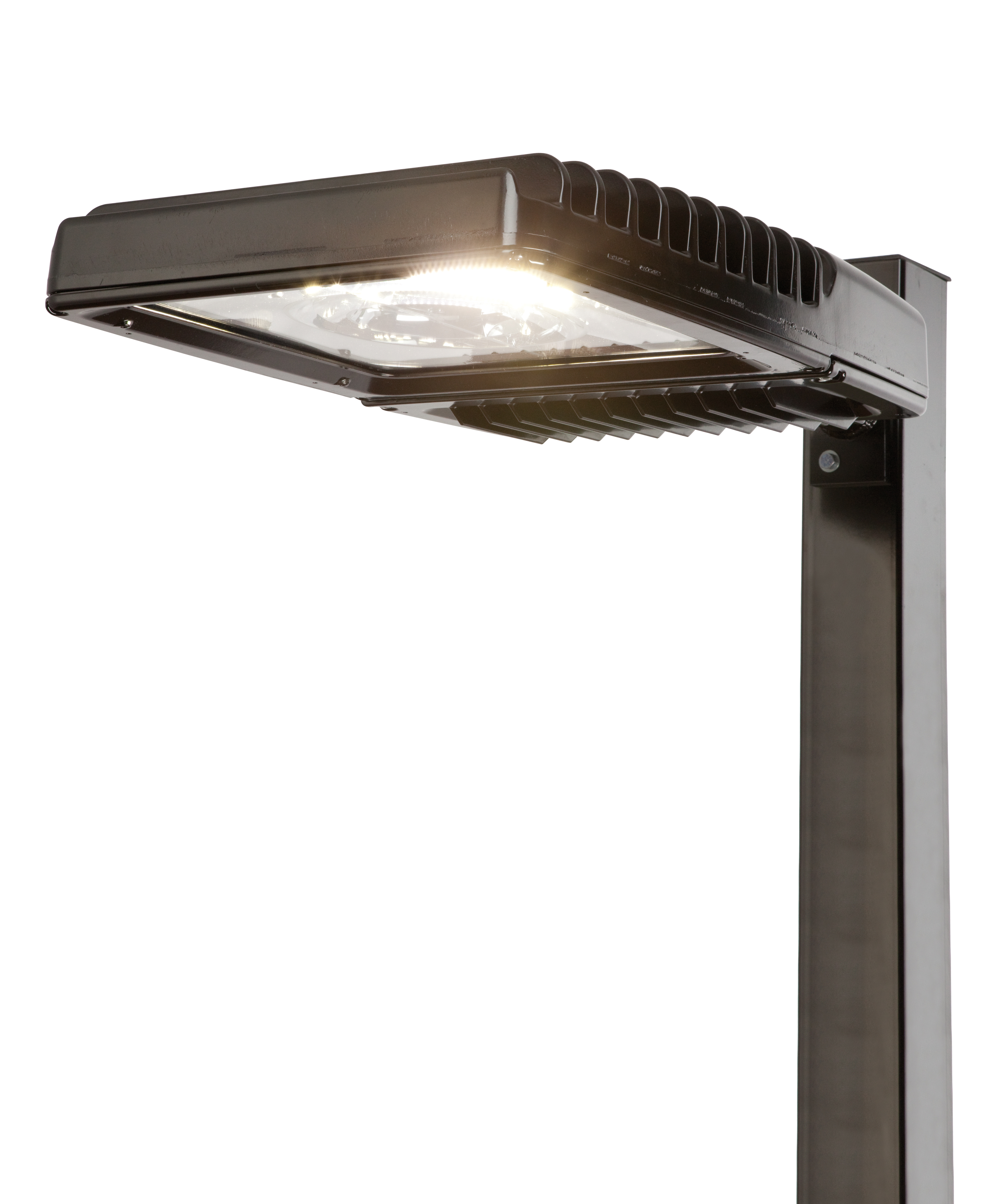 ge s scalable led area lights bring lots of options for parking lots. Black Bedroom Furniture Sets. Home Design Ideas