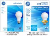 GE's Energy-Efficient Soft White Bulb