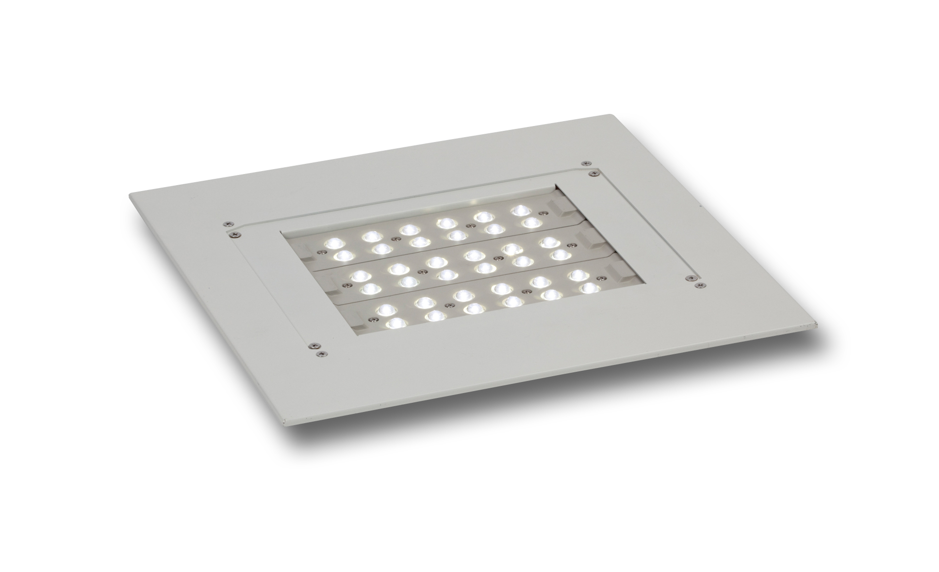 Ges evolve led canopy light provides energy efficient lighting ges evolve led canopy light aloadofball Images