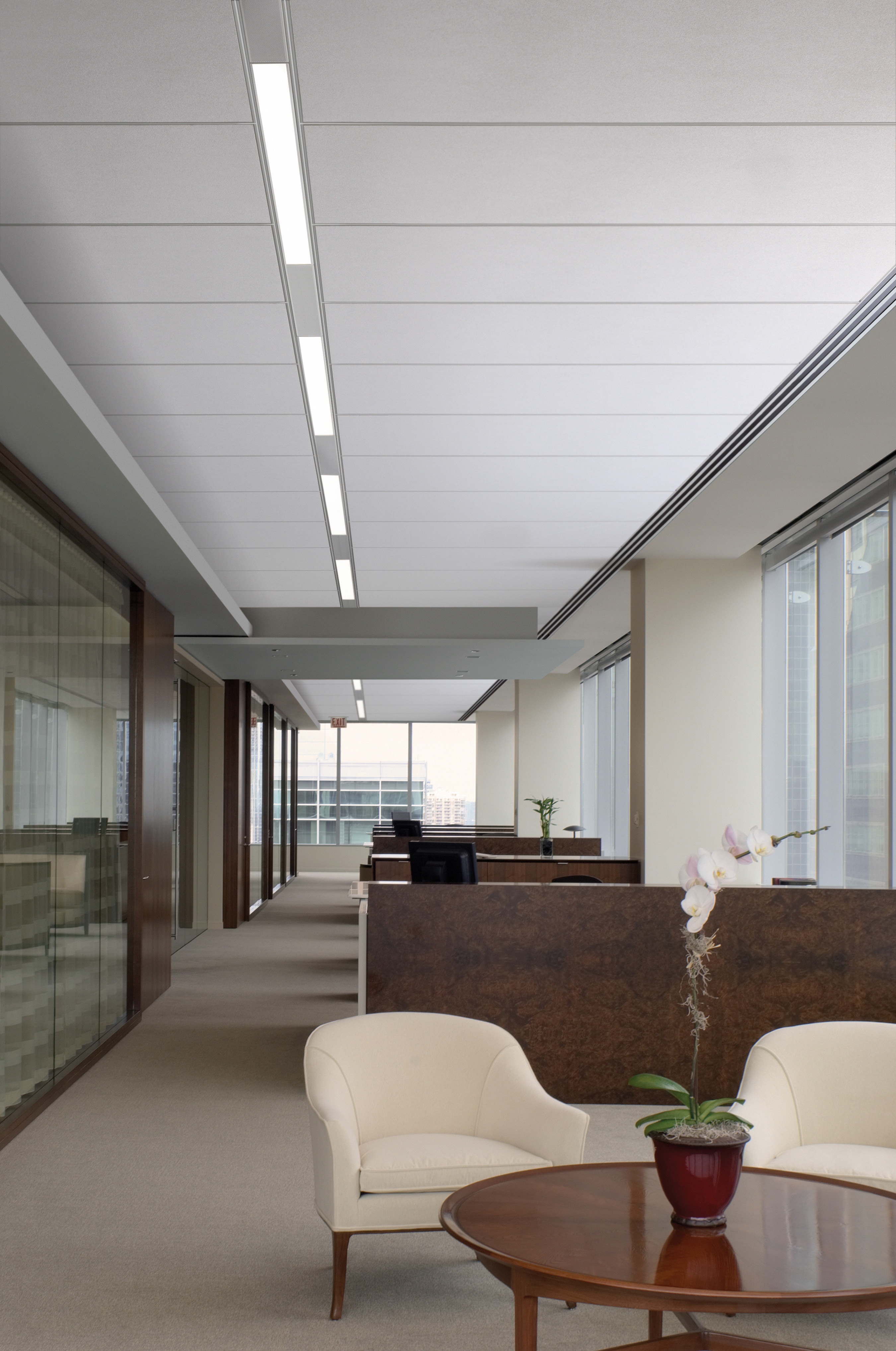 GE Partners With USG Ceilings To Offer Commercial