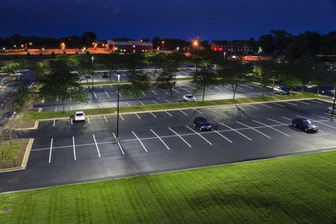GE Outdoor and Office Lighting Solutions Will Save MetLife ...