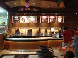 Dunkin' Donuts in Palembang, Indonesia