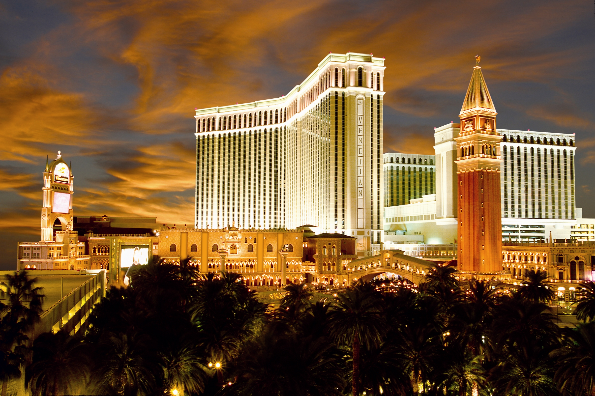 New GE LED Lighting Advances Las Vegas Sands ...