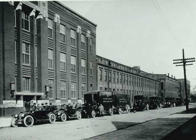 GE Lighting Celebrates 100 Years Of Innovation At Nela Park Headquarters GE