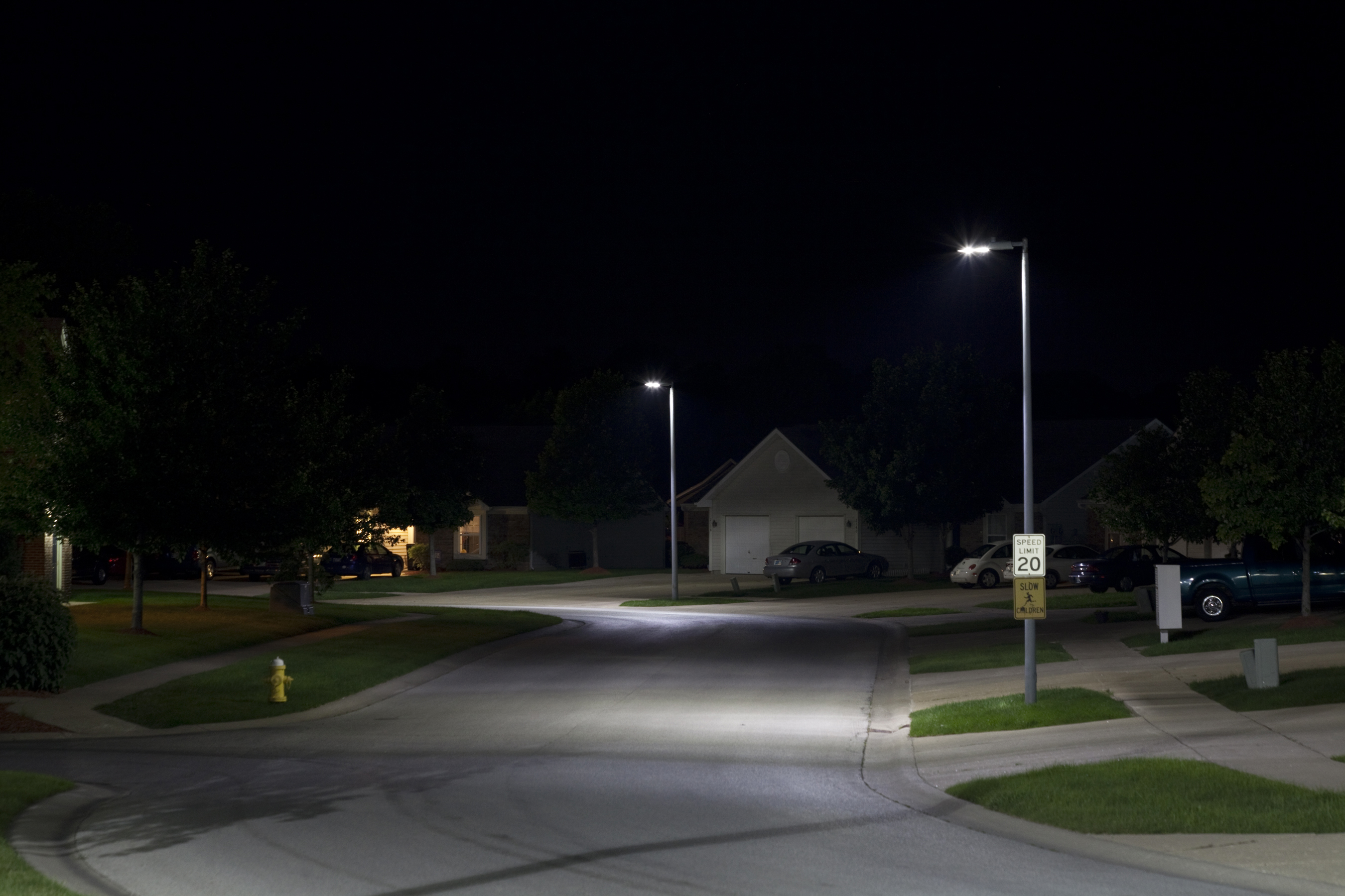 Ges led street lighting helps impa meet shared energy savings ge evolve led roadway cobrahead fixtures arubaitofo Choice Image