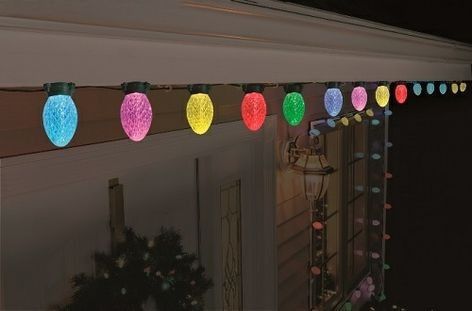 GE LED Holiday Lighting Shines Bright on the National Christmas ...