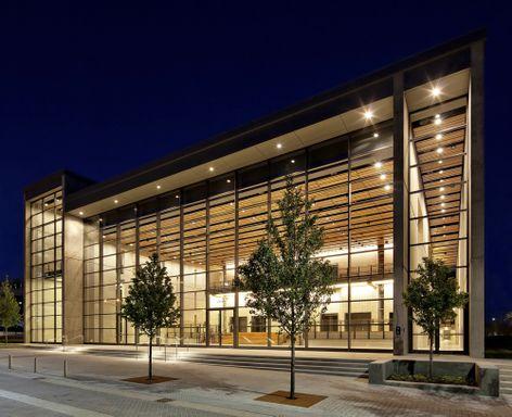 City Performance Hall in Dallas Texas & Three Finalists Compete for Prestigious GE Edison Award | GE ... azcodes.com