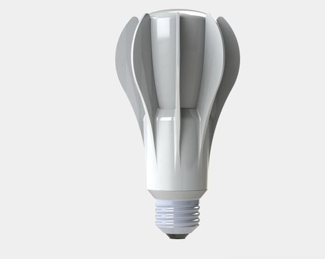 GE 100-watt Replacement, ENERGY STAR® LED is Industry's ...