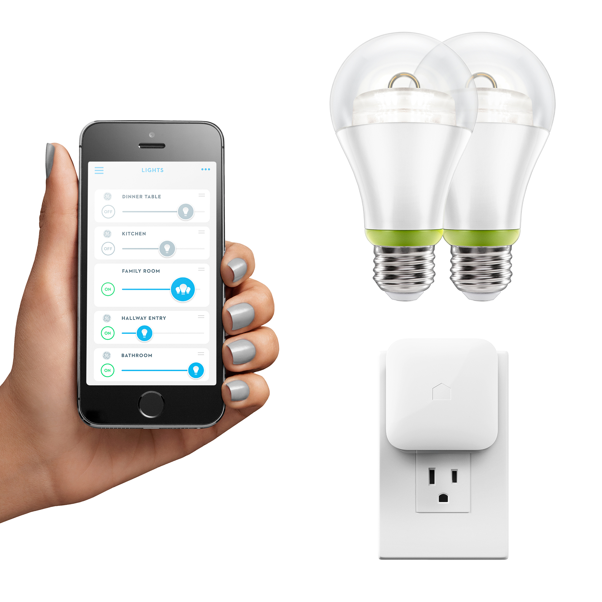 GE Announces Link Connected LED an Easy Affordable Way to Light