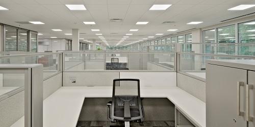 ge s led lighting fixtures enhance ingersoll rand s energy