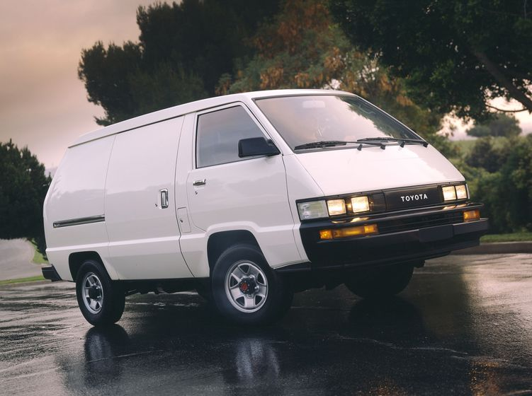 toyota cargo van related keywords amp suggestions   toyota