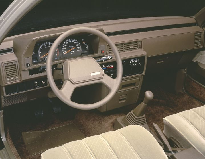 1985 Toyota Camry Partsopen
