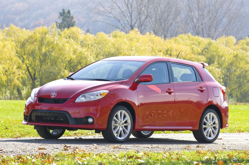 Models Toyota Canada