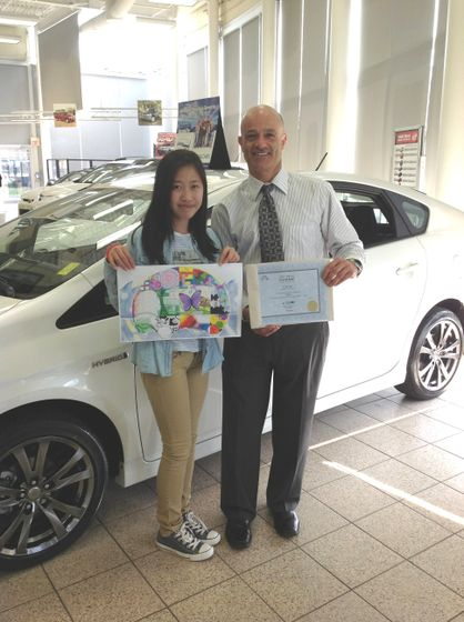 Local Contest Winner Presentation: Yoon and Mario Bruno (Performance Toyota)