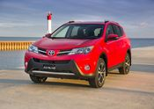 2015 Toyota RAV4 50th Anniversary Edition