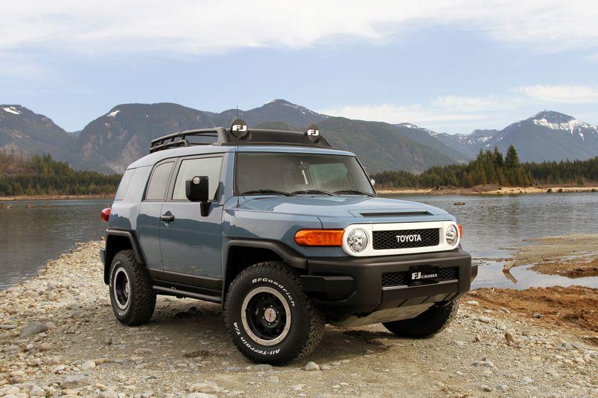 Crossover Suvs Toyota Canada