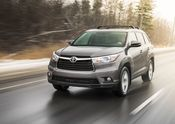 2014-2015 Toyota Highlander Limited