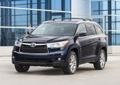 2014 Toyota Highlander Images 2014 Toyota Highlander XLE