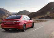 2015 Toyota Camry | New York International Auto Show