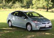 2014 Toyota Prius PHV French