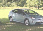 2014 Toyota Prius PHV English