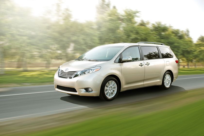 The 2015 Toyota Sienna Canada S Popular Minivan Is More