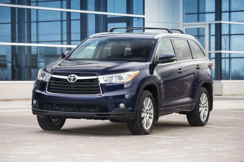 2015 Toyota Highlander Xle 2 >> Toyota Highlander et Highlander hybride 2015 :: Élégant, puissant et polyvalent – une ...