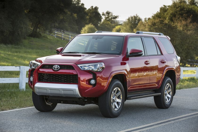 The 2016 Toyota 4Runner Answers When Adventure Calls ...