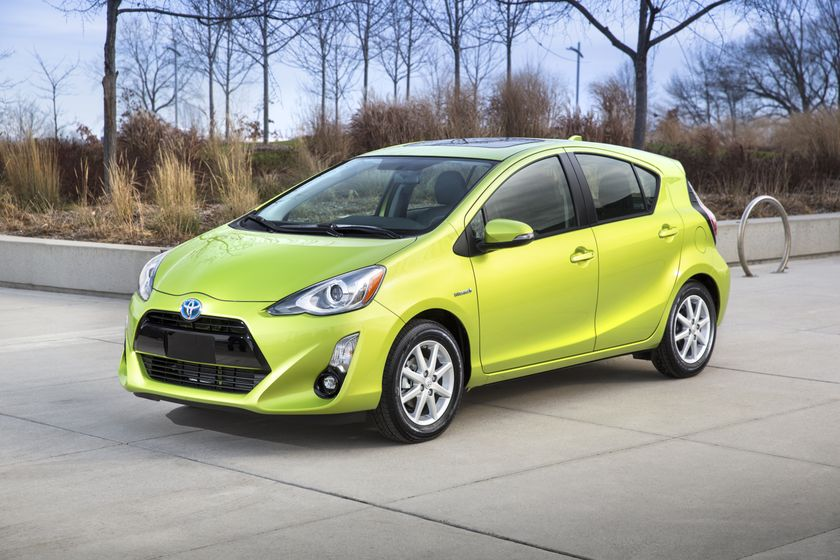 Excellent 2015 Toyota Prius C Light Tight Bright And Toyotas Most