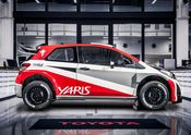 Yaris WRC_2015 Motorsport Activities