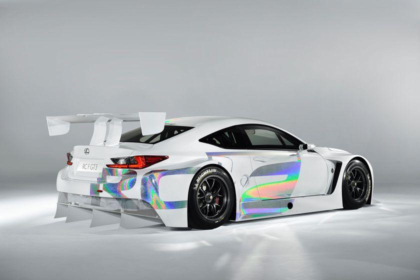 Toronto Auto Show Marks Canadian Debut For RC F GT Concept Car - Lexus dealership toronto