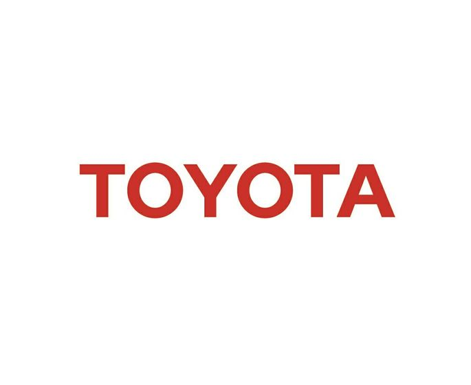 Toyota Corporate Logo [Text Only]