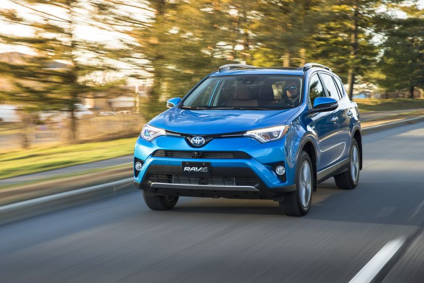 a powerful alliance between hybrid technology and rav4 the original compact suv drives. Black Bedroom Furniture Sets. Home Design Ideas