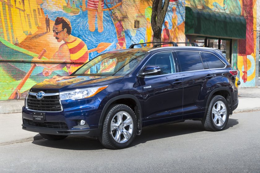 s mid suv size toyota highlander to rotate every possibility swipe explore let
