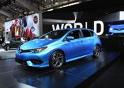 2015 New York International Auto Show
