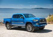 2016 Toyota Tacoma | Limited