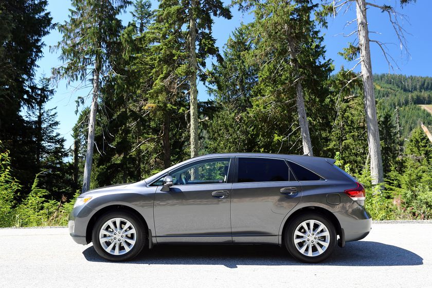 Toyota Venza 2016 >> The 2016 Toyota Venza Introducing The Redwood Edition