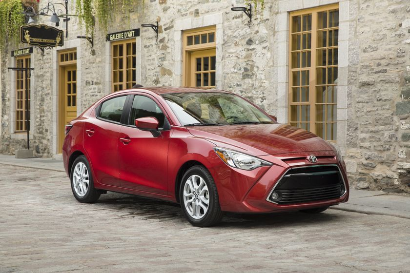 The 2016 Yaris Sedan A Small Car With Injection Of Style And Great